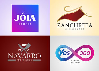 logotipos araras marketing